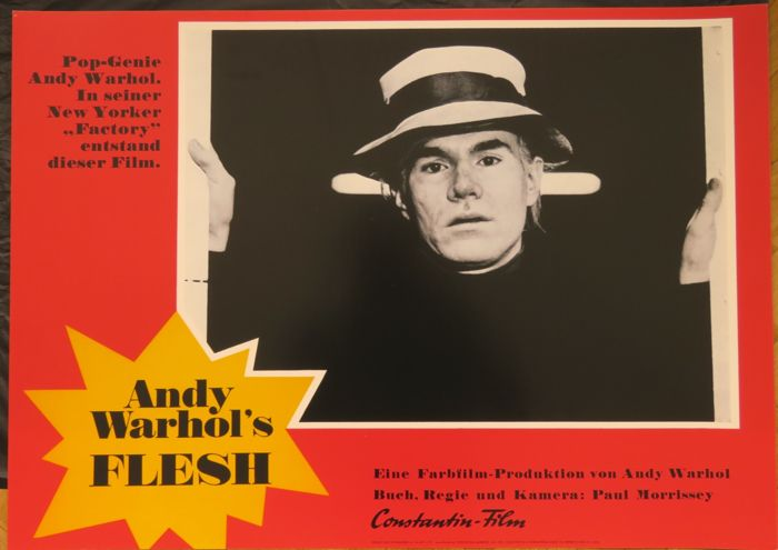Andy Warhol & Paul Morissey - Flesh