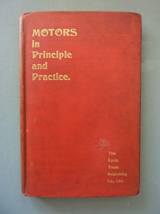 Motors in Principle and Practice - 1902