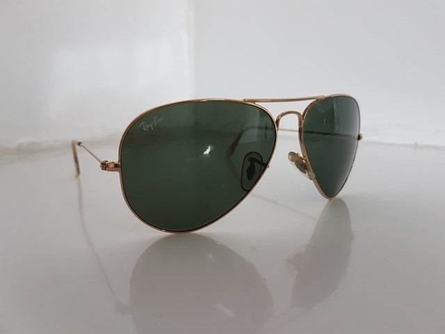 Ray-Ban - Aviator Sunglasses - Vintage - Catawiki 490f6a87dab8