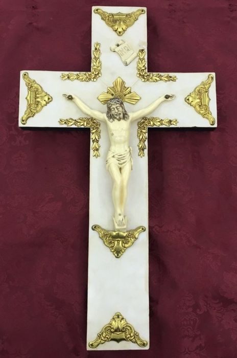 Modernist crucifix, years 30s-40s