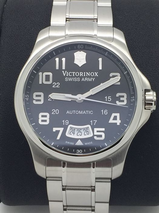 Victorinox Swiss Army - Classic Officer's Automatic - 241370 - Masculin - 2011-prezent