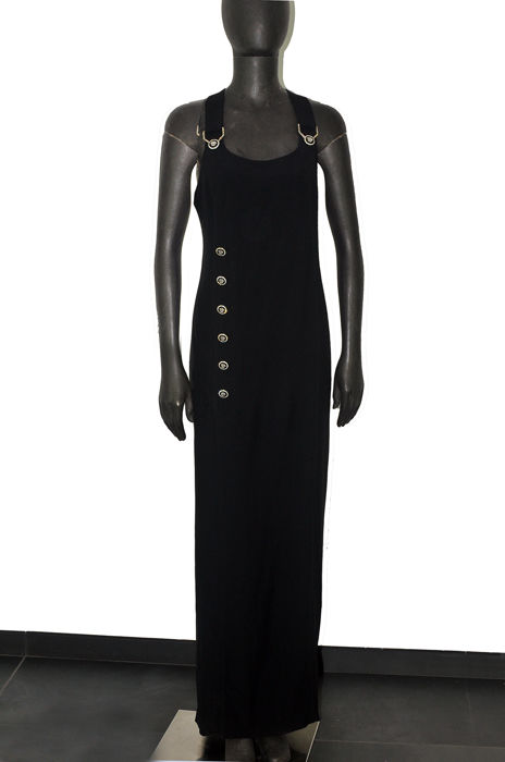 d931e7c51922 Versace - Long dress - Vintage - Catawiki