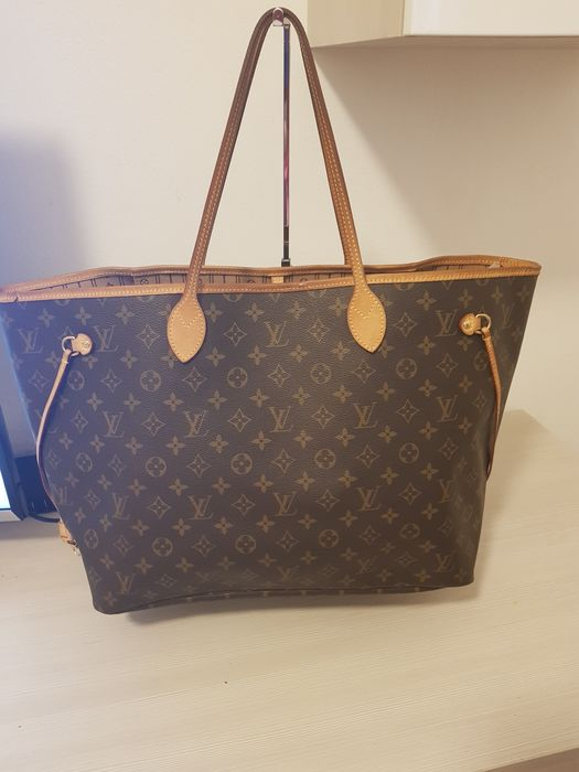 grande vendita a3655 91c1f Louis Vuitton - Neverfull GM Borsa a spalla - Catawiki