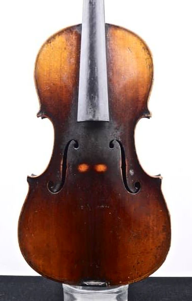 very interesting old antique violin