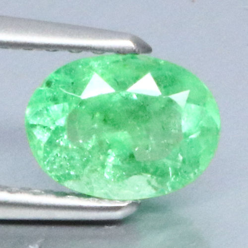 Emerald of 0.80 ct (with low reserve price)