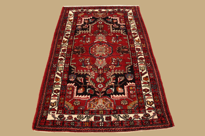 Persian Hamadan Malayer approx. 185 x 113 cm