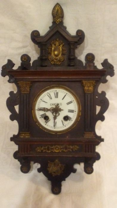 Wall clock - early 20th century