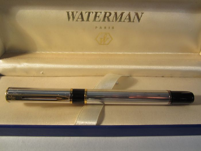 Waterman fine vintage fountain pen - original box