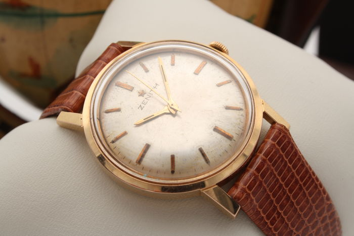 Zenith - Stellina - Ref. 913A699 - Cal. 2532 - Homme - 1960-1969