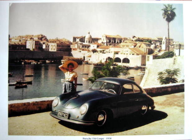 Objeto decorativo - Porsche Typ 356 Coupe 1950 - Limited 50 Pcs. - 1950 (1 objetos)