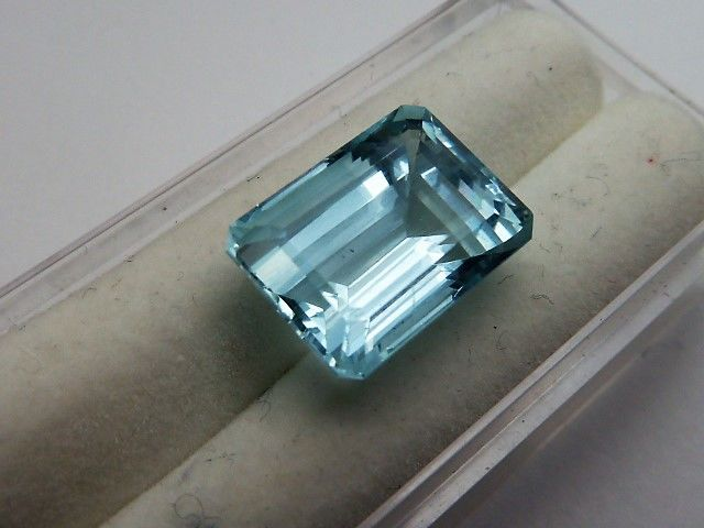 Aquamarine - 9.16 ct