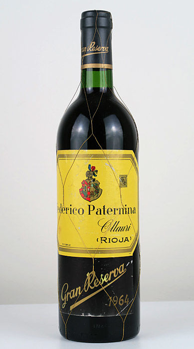 1964 Rioja Paternina Gran Reserva - Centenary Edition (1896-1996) - 1 bottle