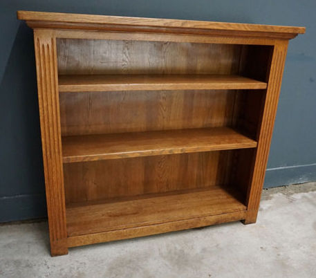 An oak Bookcase - France - ca. 1930