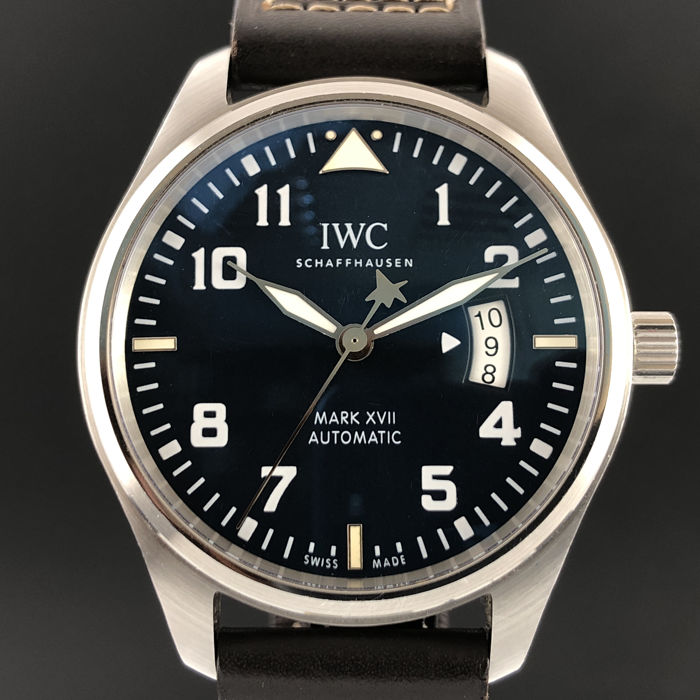 IWC - Pilot Mark XVII Automatic Date Le Petit Prince  - Limited Edition One Out Of 1000 Ref.3265 - Heren - 2011-heden