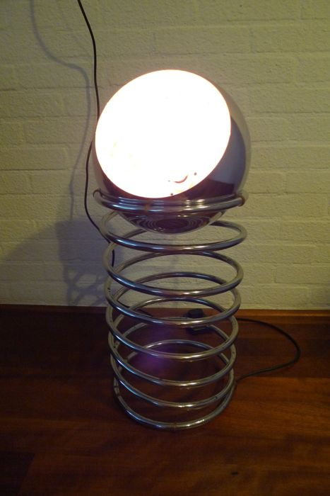 Unknown manufacturer - Large spiral lamp