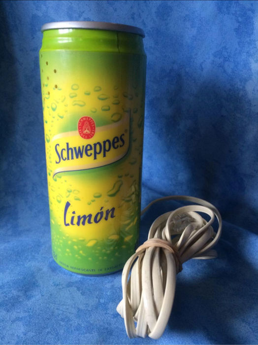 A vintage and very rare Schweppes Telephone working perfectly Ca 1980