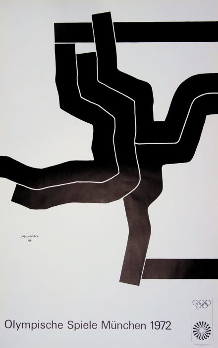 Eduardo Chillida - Composition 1972