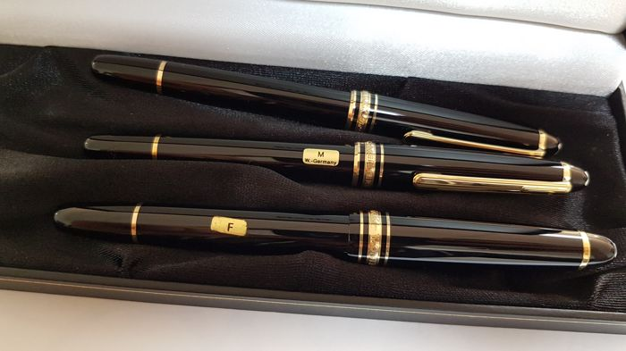 Montblanc set fountain pen