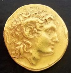 Greek Antiquity - Kings of Thrace. Lysimachos (305 - 281 B.C.), gold Stater