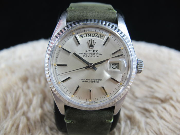 Rolex -  Oyster Perpetual Day Date - 1803 - Unisex - 1960-1969
