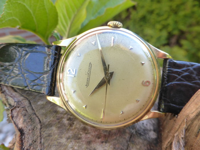 """Jaeger-LeCoultre - """"NO RESERVE PRICE"""" - Homme - 1960-1969"""