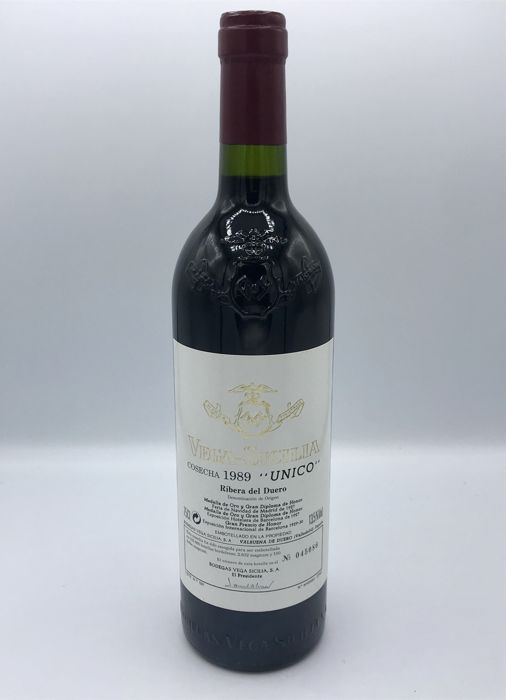 1989 Vega Sicilia Unico - 1 bottle (75cl)