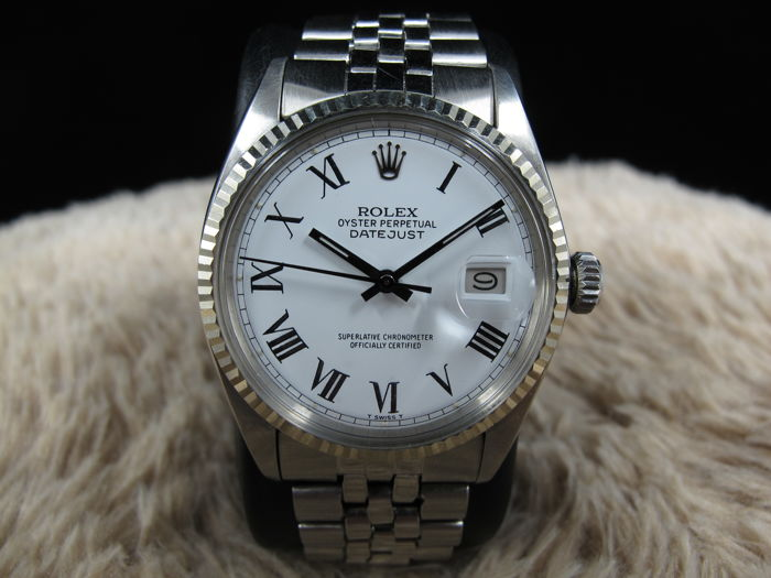 Rolex - Oyster Perpetual Datejust - 1601 - Unisex - 1960-1969