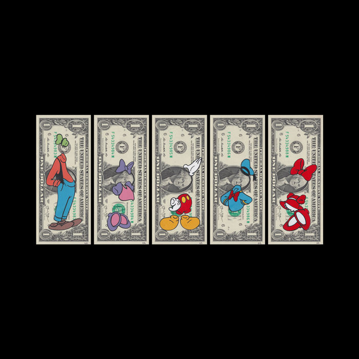 Kash Art  - Invisible Disney Pack