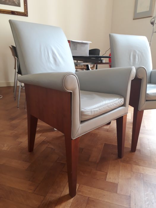 Philippe Starck for Driade - pair of Paramount Armchairs