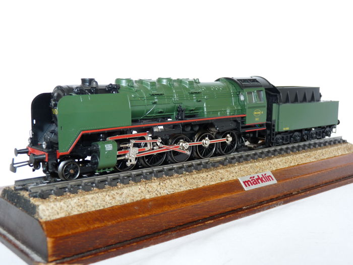 Märklin H0 - 3314 - Steam locomotive with tender - Serie 25 - SNCF