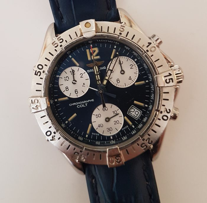 Breitling - Colt Chronograph  - A53035 - Masculin - 1980-1989