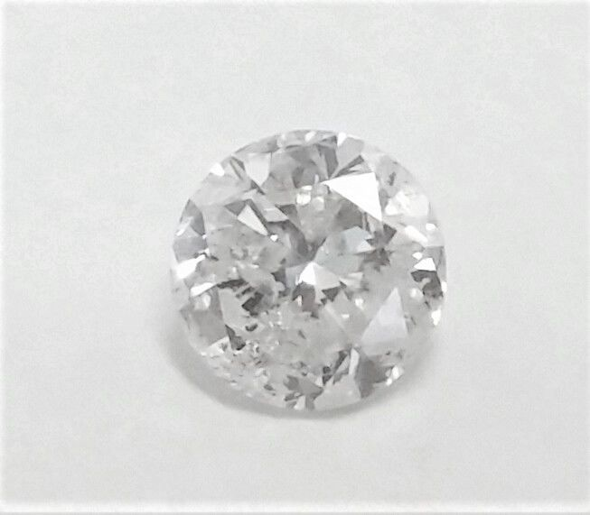 1.01 carat - SI3 clarity - G color - Round Brilliant Cut - UNTREATED - AIG certificate - Cert Number Engraved On Girdle.
