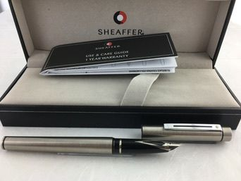 Sheaffer Targa Slim 1001 Fine fountain pen