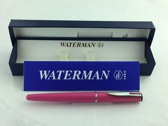 Waterman Reflex fountain pen green