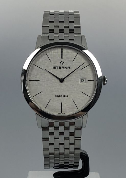 Eterna - Classic steel dress watch - 2710 - Heren - 2011-heden
