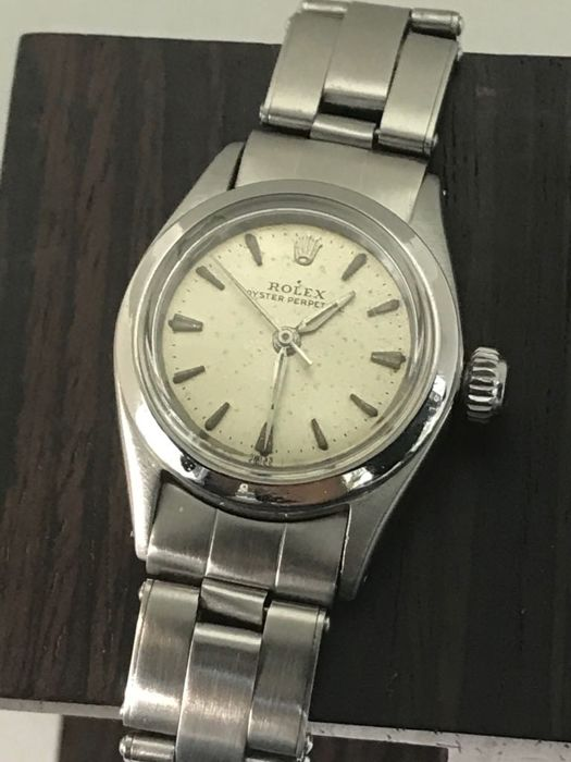 Rolex - Lady Oyster - 6618 - Dames - 1970-1979