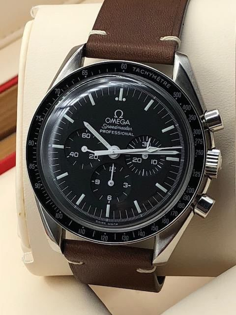 Omega - Moon Watch-Professional-Speedmaster - 861 - Hombre - 1980 - 1989