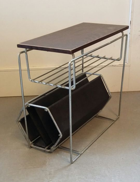 Manufacturer unknown - Vintage magazine rack