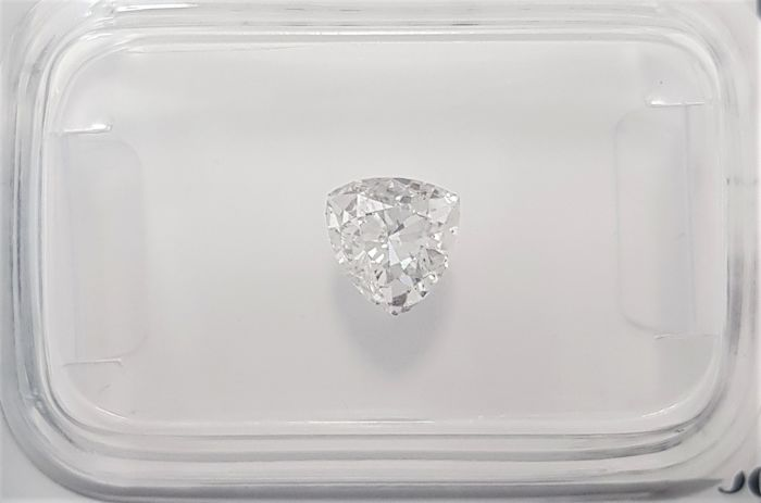 0.43 ct - Natural White Diamond - D Color - VS2 - NO RESERVE!
