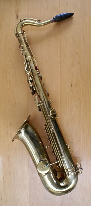 Rampone e Cazzani Tenor Saxophone (Italy-1925/1929) in beautiful condition