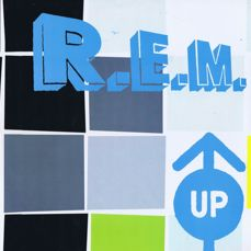 R.E.M. - 2LP-set: Up (Warner Bros. Records 9362-47112-1) made in EU 1998 | mint!