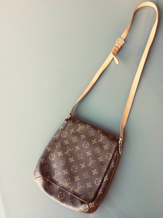 Louis Vuitton Musette Salsa Monogram handbag
