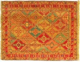 Hand knotted Persian Kilim