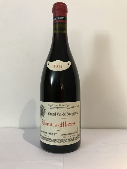 2014 Bonnes Mares Grand Cru 'Vieilles Vignes' Maison Dominique Laurent - 1 bottle