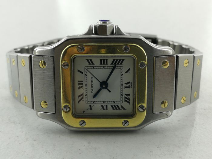 Cartier - Santos Lady - Women - 1990-1999