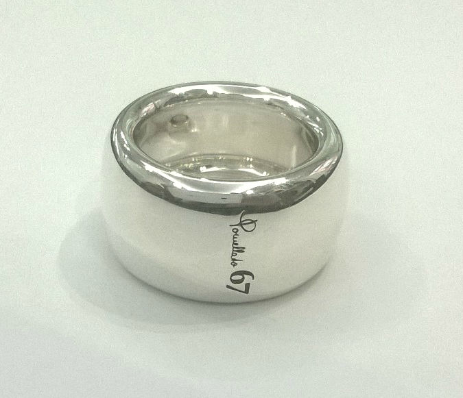 Pomellato Milano Ring in 925 Silver
