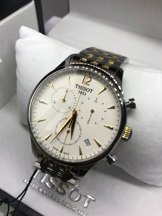 Tissot - Tissot Men's Tradition - Heren - 2011-heden