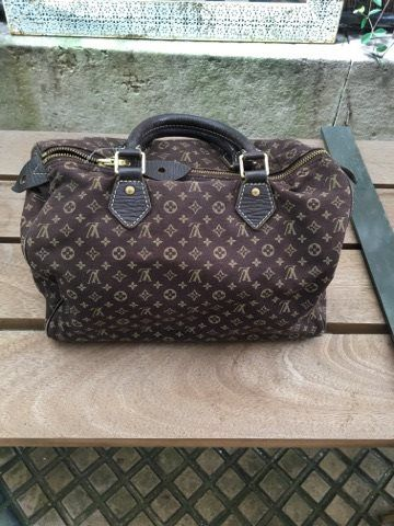 Louis Vuitton - Monogram Speedy 30 Handtas - Vintage