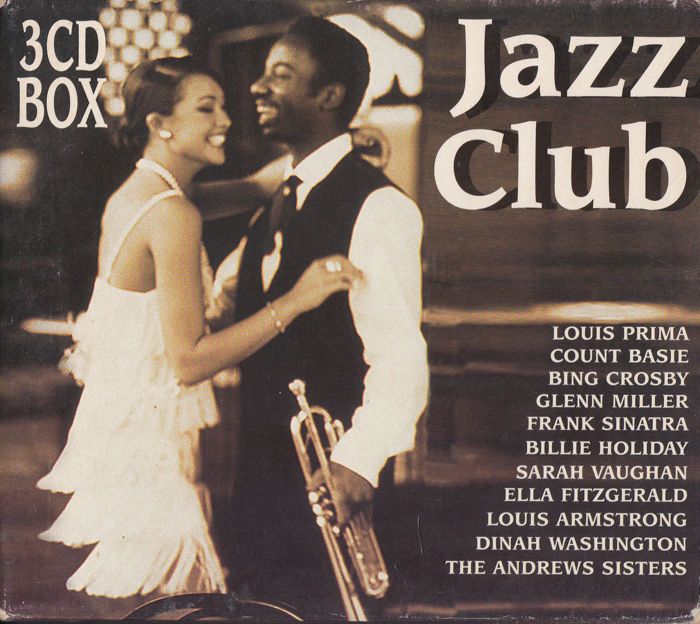 10 Top Collection Jazz & Blues Items  -Two  2 CD's - 4 Double CD's - 3 Three CD  Boxes - One 10 CD Box .