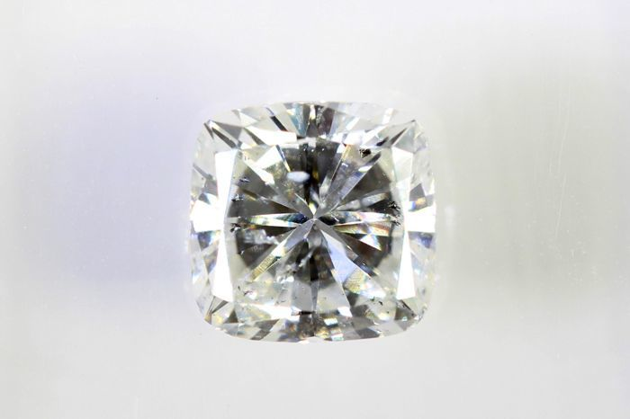 AIG Sealed Diamant - 0.80 ct - E , SI1